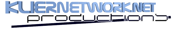 kliernetwork.net Productions Logo